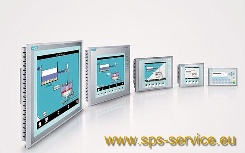 Siemens Simatic Touch- and Operatorpanels