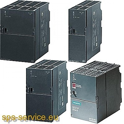 Siemens 6EP1...-1.. power supply modules