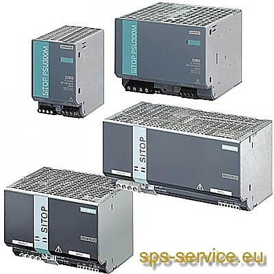 Siemens 6EP1...-3BA.. power supply modules
