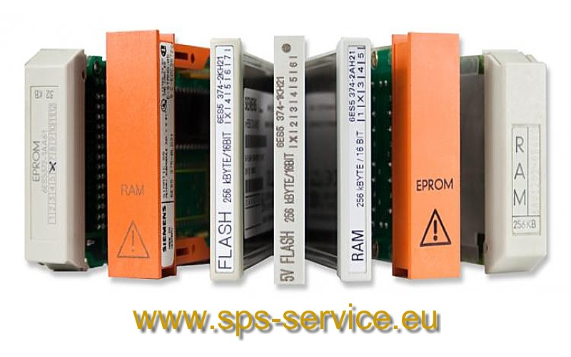 Siemens SIMATIC S5 memory modules