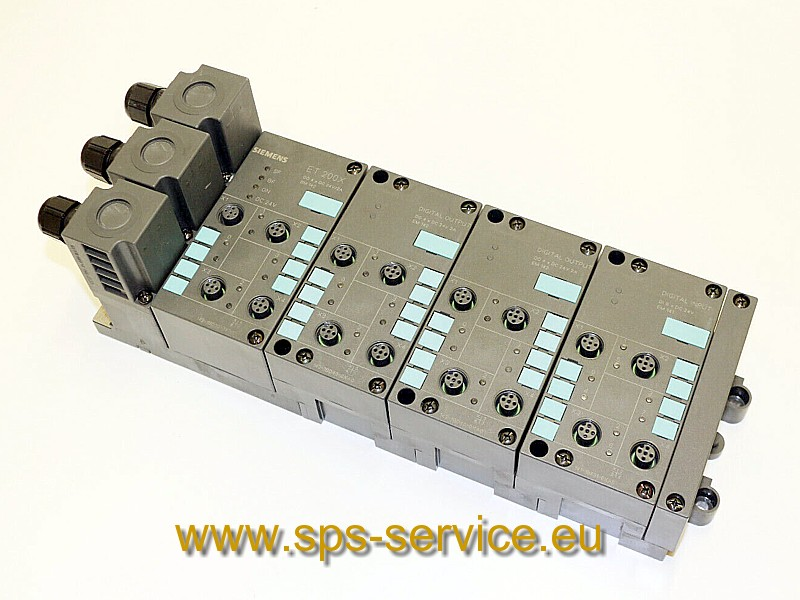 Siemens ET200X Simatic DP