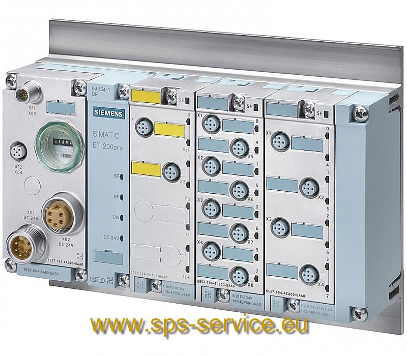 Siemens ET200pro Simatic DP