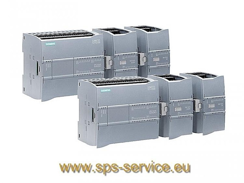 Siemens SIMATIC S7-1200 compact plc