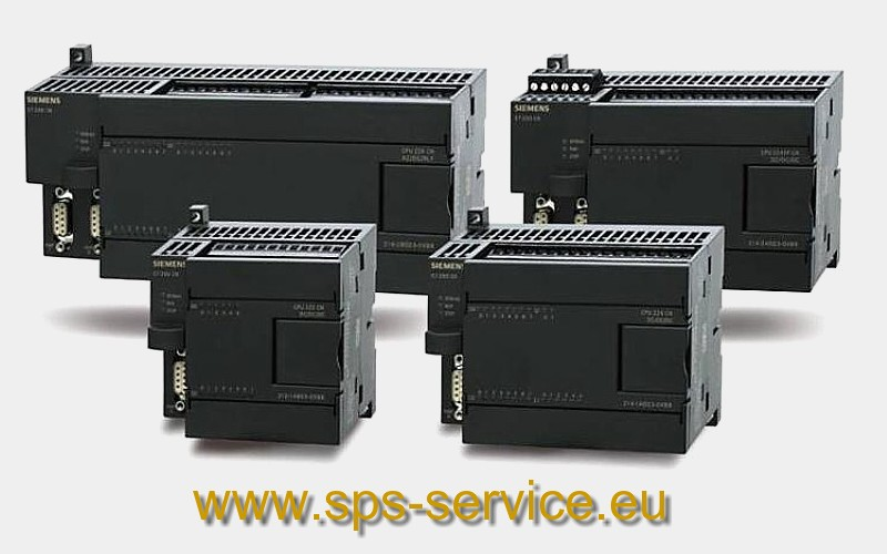 Siemens SIMATIC S7-200 plc controller