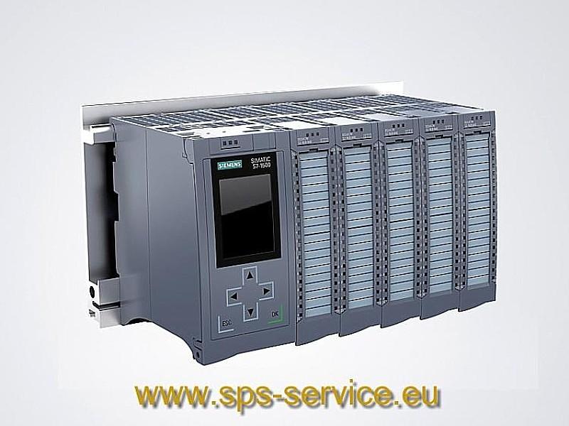 Siemens SIMATIC S7-1500 plc controller