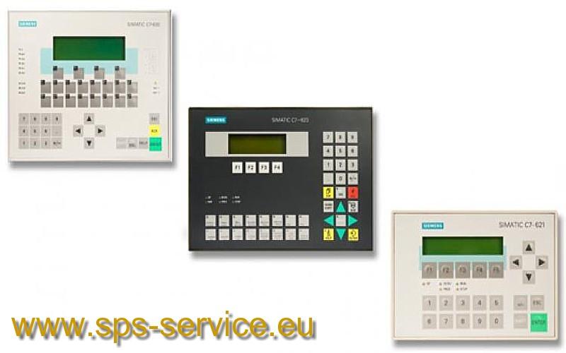 Siemens SIMATIC C7 compact plc
