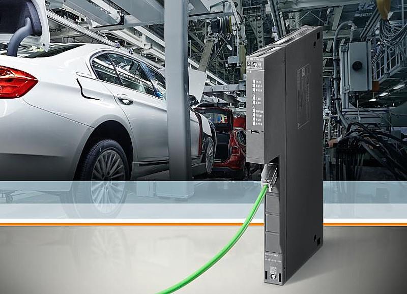 Siemens SIMATIC NET plc modules