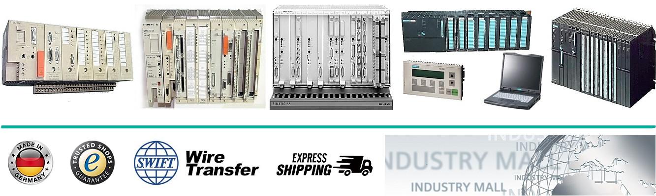 SIEMENS original spareparts for SIMATIC S5 series PLC