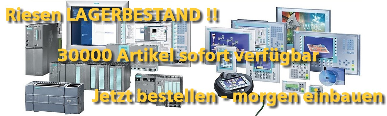 SIEMENS Automatiserungstechnik für SIMATIC PLC